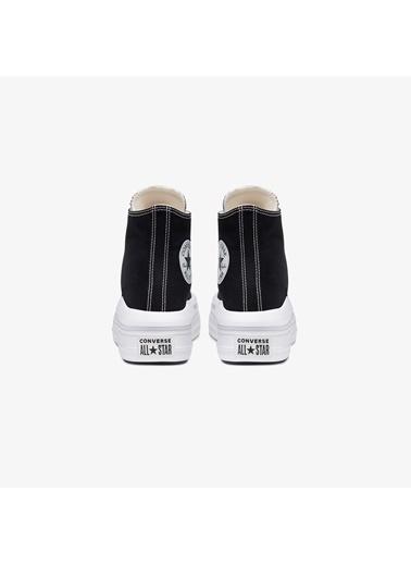 Converse Kadın Chuck Taylor Sneakers 568497C.001 Siyah